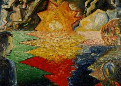 Coucher de soleil (2008)