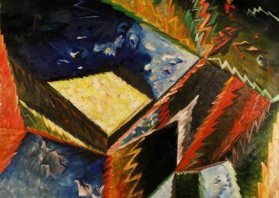 Naissance cosmique (2008)