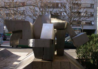 Torse noué (1982)