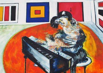 Femme au piano (2010)